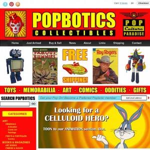 Popbotics Collectibles