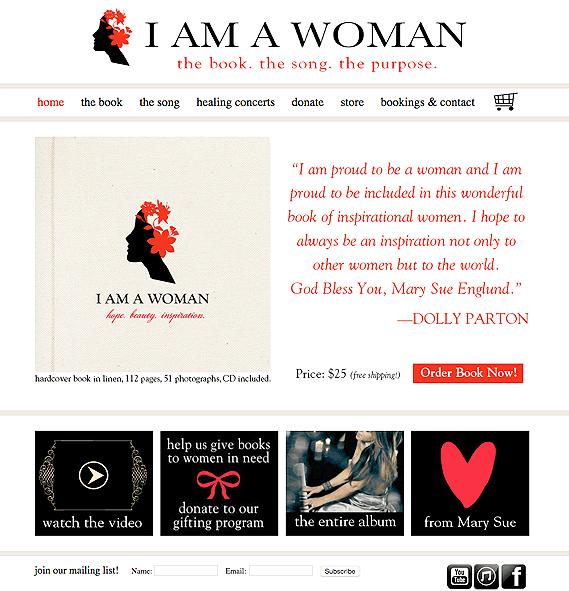"""Mary Sue Englund, author of """"I Am A Woman Survivor"""""""
